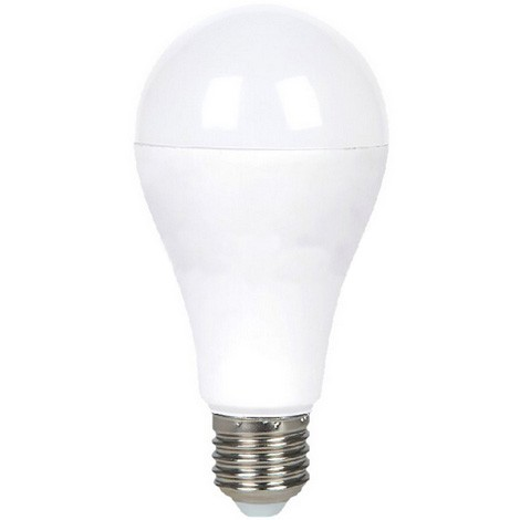LED RGB E27 + daljinski