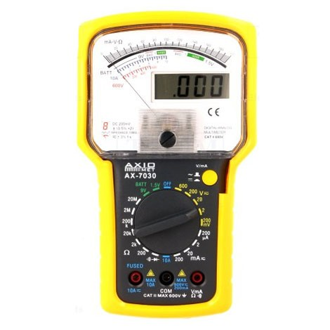 Analogno digitalni mjerni instrument AX-7030