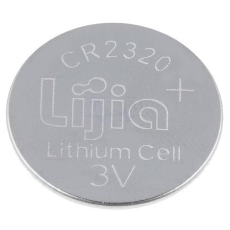 Baterija 3 V 130 mAh CR2320