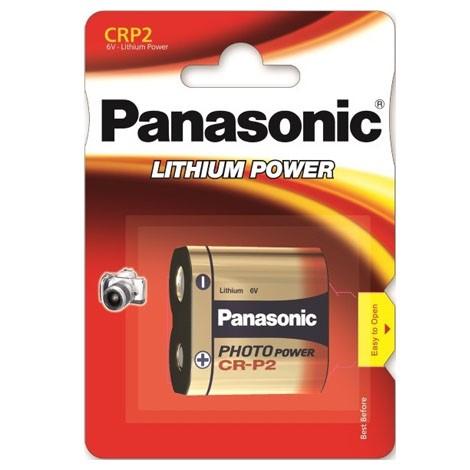 Baterija 6 V CRP2