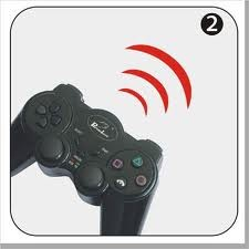 Cordless controller PT-PS2080