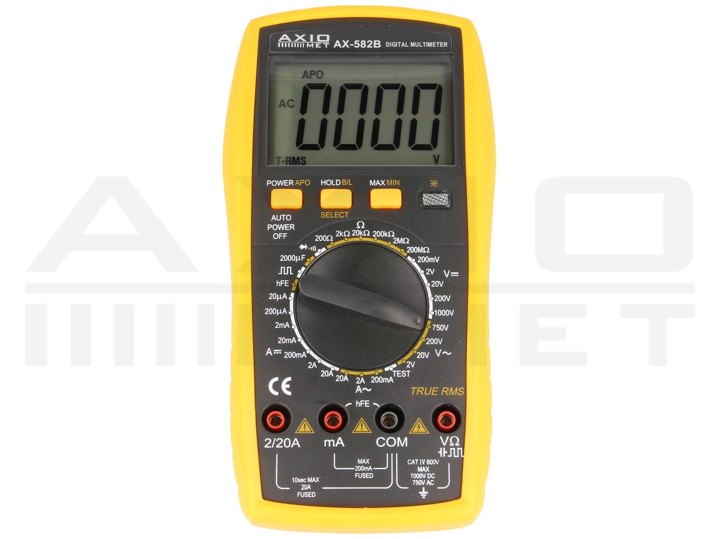 Digitalni mjerni instrument Axiomet AX-582B, multimetar