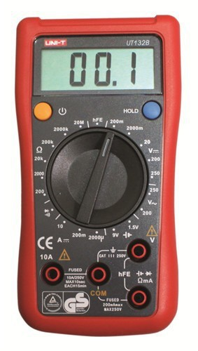 Digitalni mjerni instrument UNI-T UT-132B, multimetar