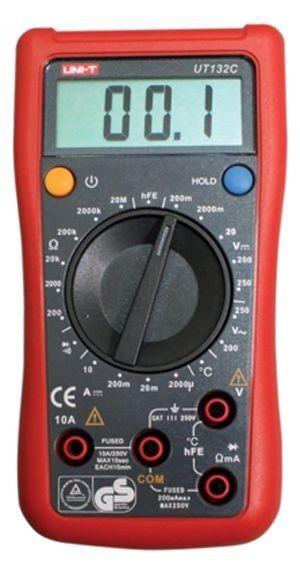 Digitalni mjerni instrument UT-132C, multimetar