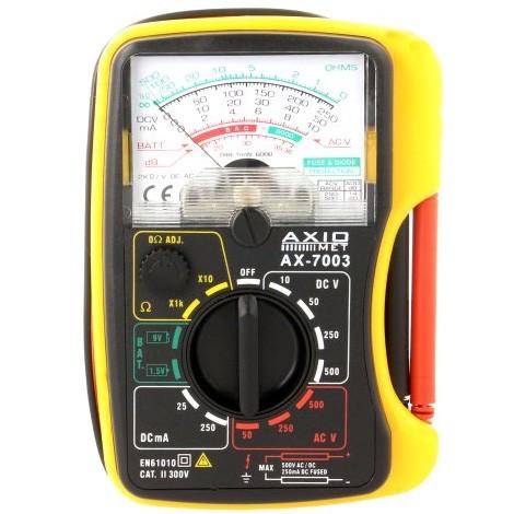 Instrument AX-7003 analogni