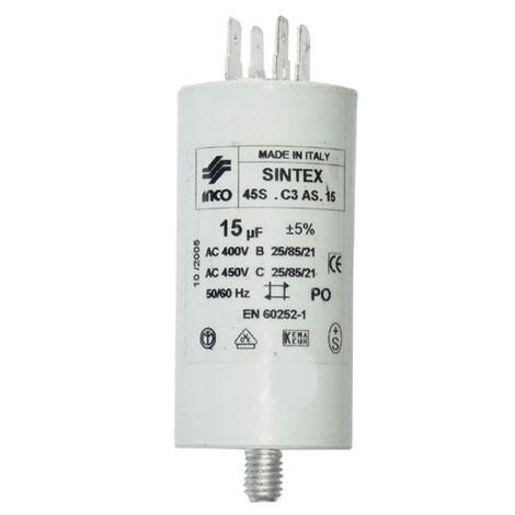 Kondenzator 15 uF 450 V
