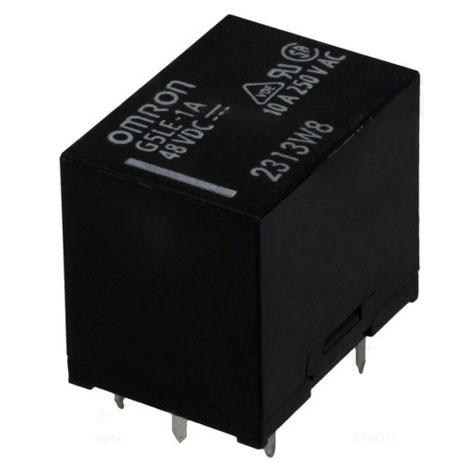 Relej 48 VDC 10 A G5LE-1A 48VDC