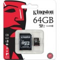 Flash Micro SD Kingston 64GB