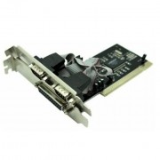 Adapter PCI 2xserial 1xLPT