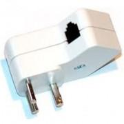 Adapter telefonski 1x tripol 2x mikro
