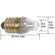 Žarulja 2,2V 250mA E10