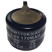 Baterija ACCU 3.6 V 170 mAh