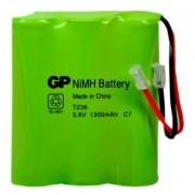 Punjiva baterija 3.6 V R03 1300 mAh