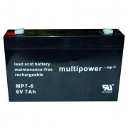 Olovni akumulator 6 V 7 Ah