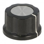 Potentiometer knob 24 x 16 mm