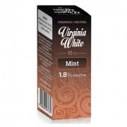 E-tekućina VIRGINIA WHITE Mint 10 ml