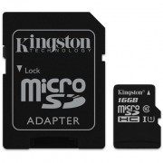 Flash Micro SD Kingston 16GB