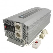 Rectifier 12 to 220 V 2.5 kW