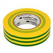 Insulating tape YELLOW-GREEN
