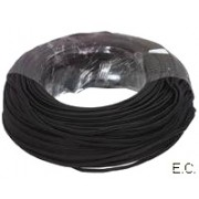 Kabel NF 2x0,08mm crni licna