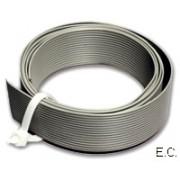 Kabel FLAH 10p Sivi