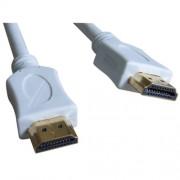 Kabel HDMI na HDMI 1m bijeli