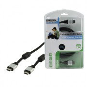 Kabel HDMI na HDMI 1.5m + ethernet