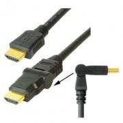 Kabel HDMI na HDMI 1m profi