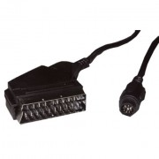 Kabel SCART na mini DIN8pin