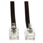 Kabel telefonski RJ11 10 m ASWO