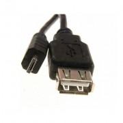 KABEL USB A MIKRO - USB A ženski OTG