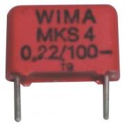 Kondenzator 0.22 uF 100 V