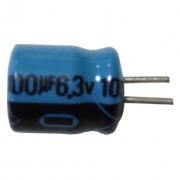 Kondenzator 100 uF 6.3 V