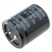 Kondenzator 470 uF 400 V