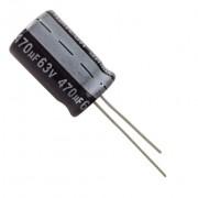 Kondenzator 470 uF 63 V