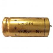 Kondenzator 4700 uF 16 V