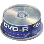 Medij DVD-R 4.7 GB 16x