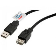 USB A/A 0.8M produžni
