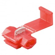 Coupling foot 10 A red