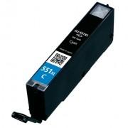 Tinta zamjenska CLI-551C XL plava