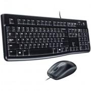 Tipkovnica + miš Logitech MK120