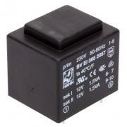 Transformator 2 x 12 V 3 VA