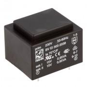 Transformator 2 x 15 V 1.9 VA