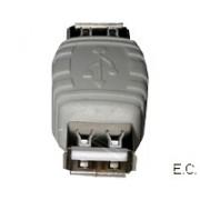 Adapter  USB A ženski - A ženski
