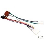 Konektor AUTO ISO/TOYOTA