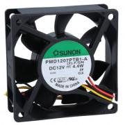 Ventilator 12 V 70x70x25 mm