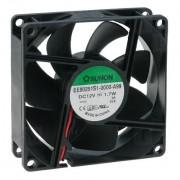 Ventilator 12 V 80x80x25 mm