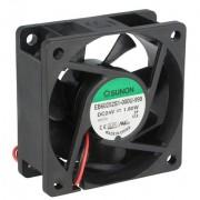 Ventilator 24 V 60x60x25 mm