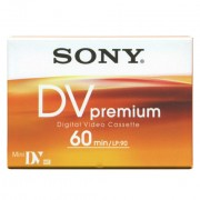 Video kazeta SONY DVM-60