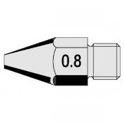 Vrh lemilice ERSA 662 CN 0,8 mm